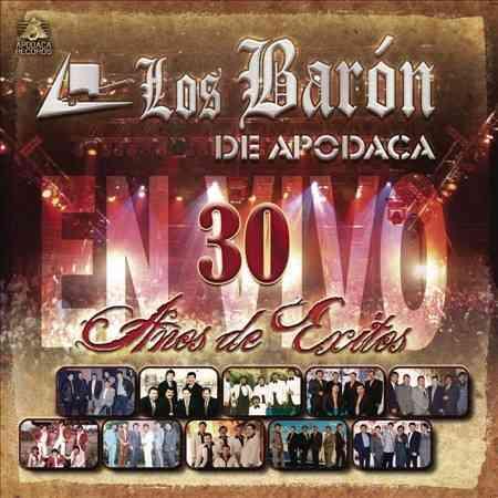 30 ANOS DE EXITOS EN VIVO BY LOS BARON DE APODACA (CD)